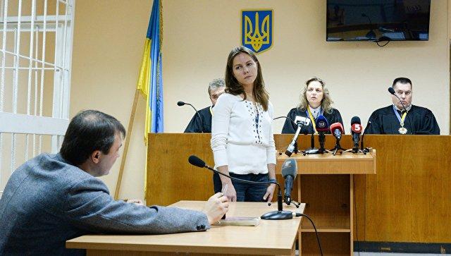 Киевский суд продолжил рассмотрение дела против руководителя ЛНР