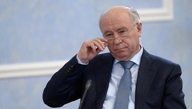 Губернатор Самарской области Николай Меркушкин. Архивное фото