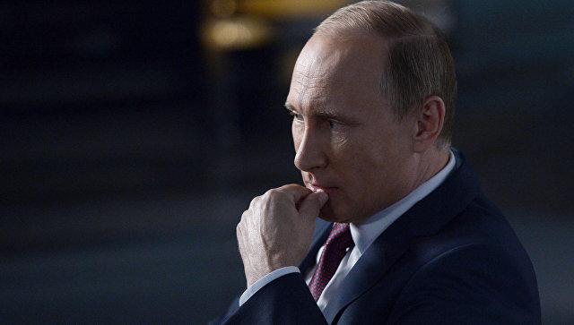 Путин объявил означимости русского присутствия вАнтарктиде