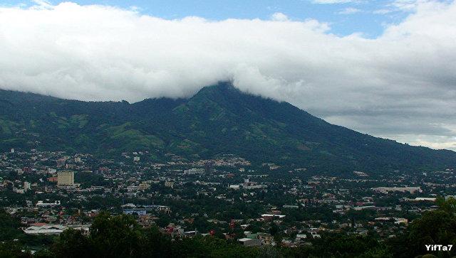 Уберегов Сальвадора случилось землетрясение магнитудой 7,2