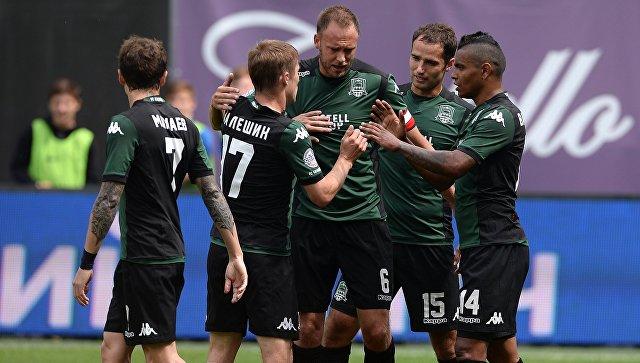 «Краснодар» и«Оренбург» сыграли вничью, забив шесть мячей надвоих