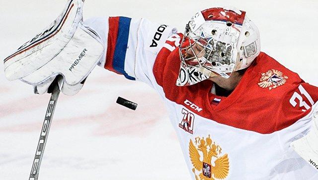 Александр Медведев оботмене трансляции хоккейного матча: думаю, всё дойдёт до Владимира Путина