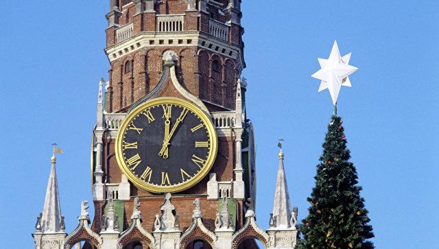 Главную новогоднюю елку страны привезут вКремль 17декабря