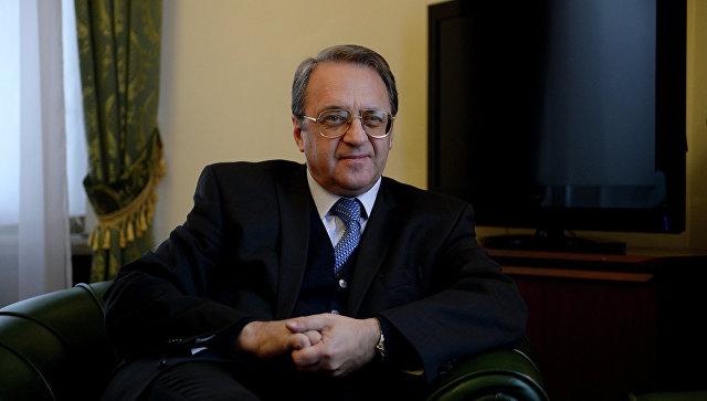Лавров обсудил сглавами МИД Ирана иТурции ситуацию вСирии
