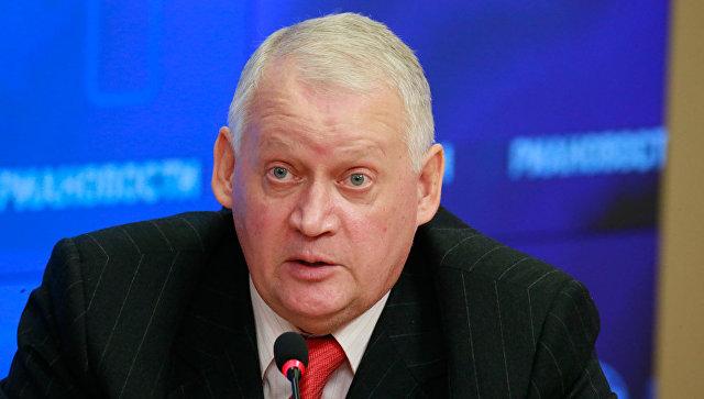Директор по международным проектам Института национальной стратегии Юрий Солозобов