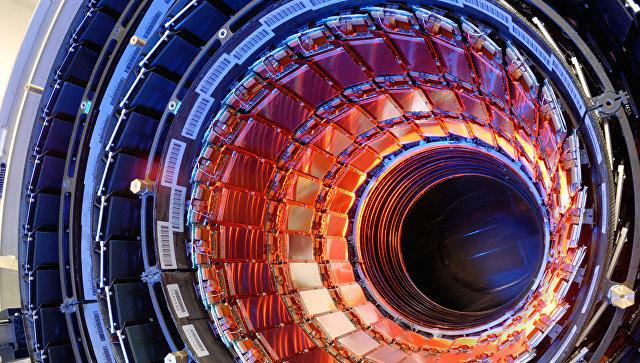 Большой адронный коллайдер. Архивное фото