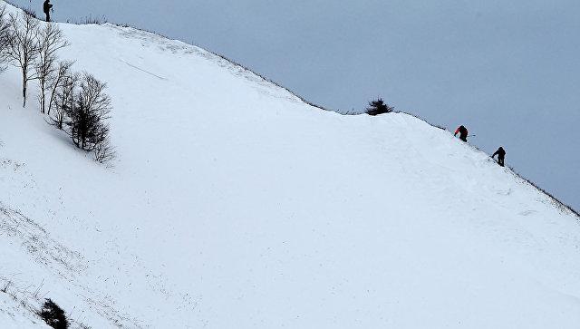 На Сахалине объявили лавинную опасность