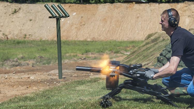 ВСРФ получат навооружение новый гранатометный снаряд