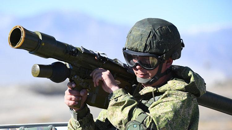 Гранатомет «Балкан» планируют принять навооружение в РФ в предстоящем году