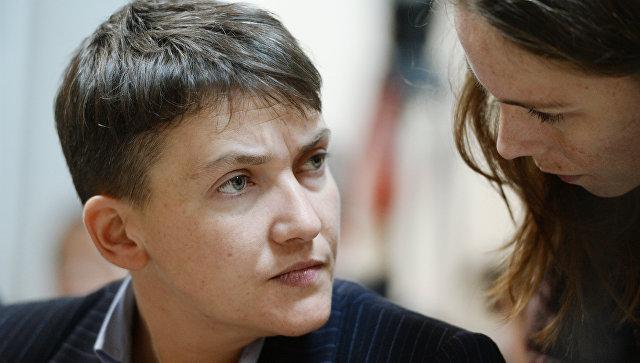 Савченко исключили из комитета  ВР по вопросам национальной безопасности из-за подозрений   в