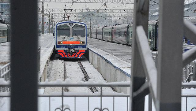 НаСавеловском направлении МЖД из-за непогоды осложнено движение поездов