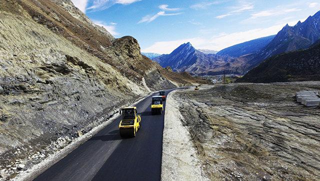 ВДагестане реконструировали дорогу при помощи 3D