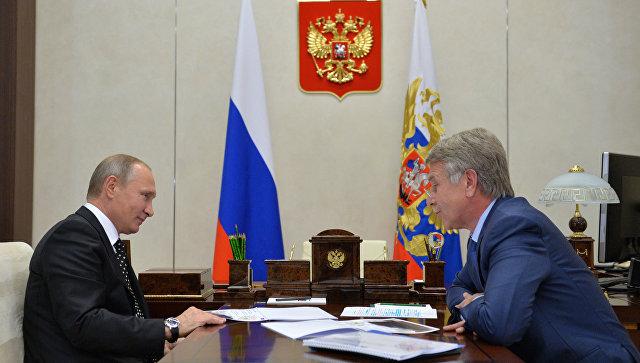 Строительство первой линии «Ямал СПГ» окончено уже на85% - Михельсон