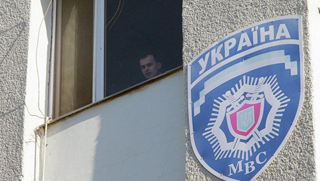 МВД Украины. Архивное фото