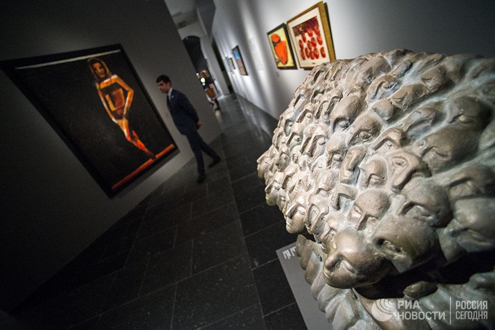 Открытие выставки Созвездие Апшерона. Азербайджанские художники 1960–1980-х годов