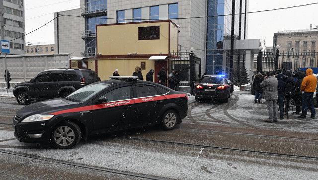 Автомобили Следственного комитета РФ. Архивное фото