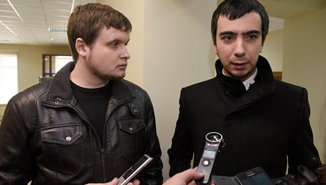 Пранкеры Лексус (Алексей Столяров) и Вован (Владимир Кузнецов). Архивное фото