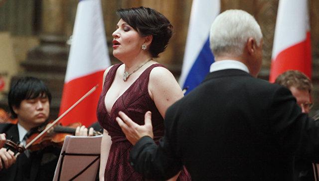 В столице открылся Музыкальный фестиваль Хиблы Герзмавы