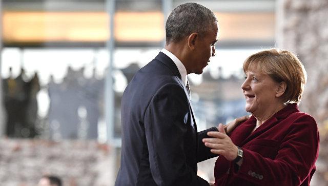 Штайнмайер будет кандидатом напост президента Германии