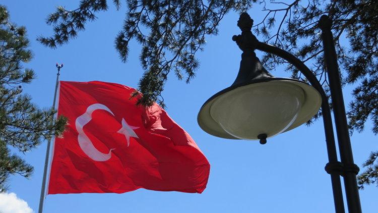 Посольство: РФ уведомила турецкие власти о воздушной операции в Сирии