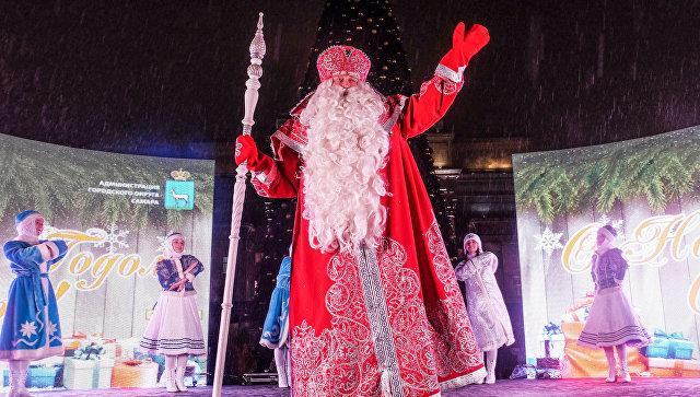 Вход вМосковский зоопарк будет бесплатным вдень встречи Деда Мороза