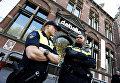 Сотрудники полиции в Нидерландах. 2015 год