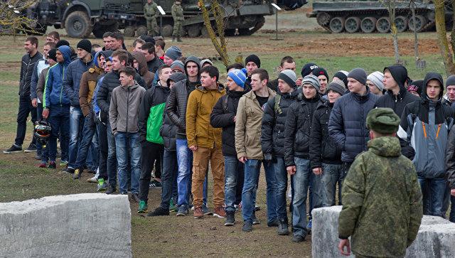 ВКрыму оккупанты показали ракетные комплексы С-400 и«Панцирь-С»