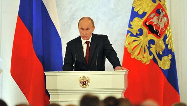 Путин обсудит реализацию посланий президента с руководством