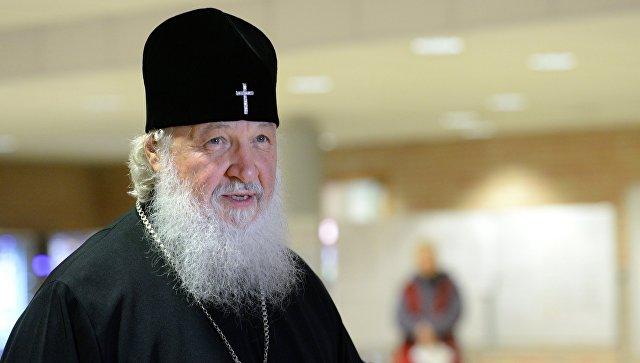 Патриарх поблагодарил за работу по предотвращению экстремизма в Киргизии
