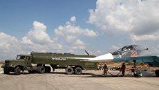 Авиабаза Хмеймим в Сирии. Архивное фото