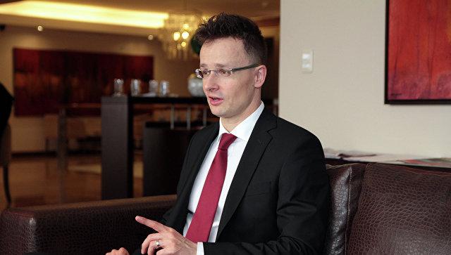 Лавров встретится сглавой МИД Венгрии 23января в столицеРФ