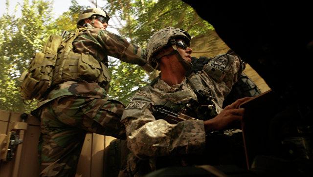 Американские войска специального назначения. Архивное фото