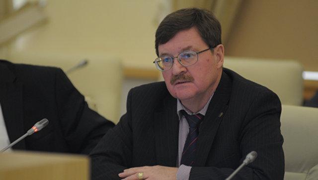 Владимир Козин, политолог, главный советник Российского института стратегических исследований