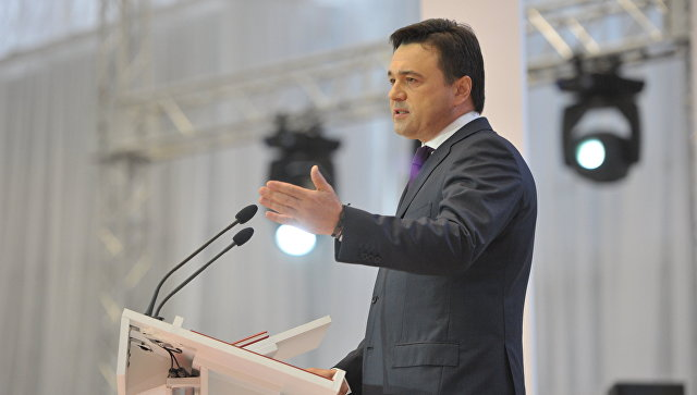Власти Подмосковья ответят всем обратившимся напрямую линию президента