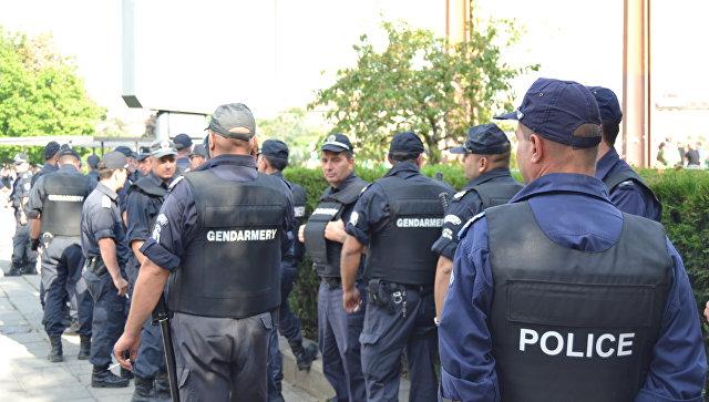 На границе Болгарии с Турцией произошли столкновения полиции и протестующих