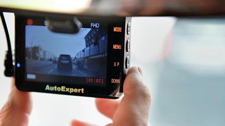 Данные видеорегистратора признали доказательством в суде