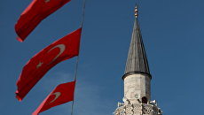 Ситуация в Турции. Архивное фото