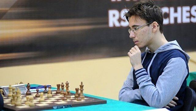 Юрий Елисеев, шахматист