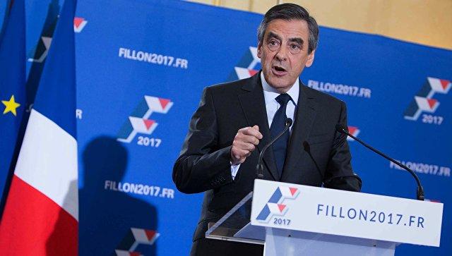 Бывший премьер-министр Саркози стал официальным кандидатом впрезиденты Франции