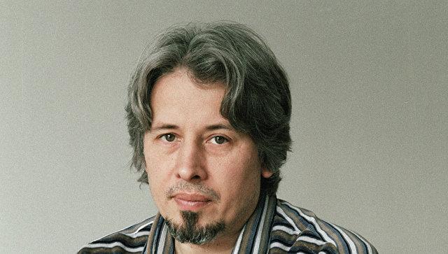 Писатель Владимир Сорокин. Архивное фото