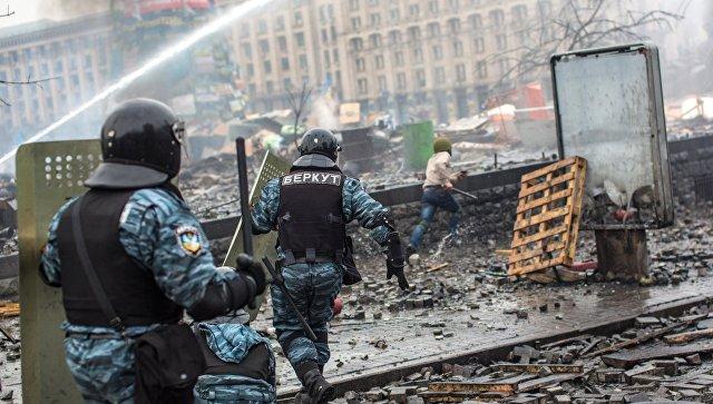 Нацполиция: Подозреваемые в правонарушениях наЕвромайдане «беркутовцы» отстранены отслужбы