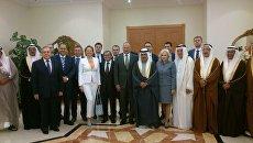 Встреча официальных представителей Республики Крым с руководством Бахрейна