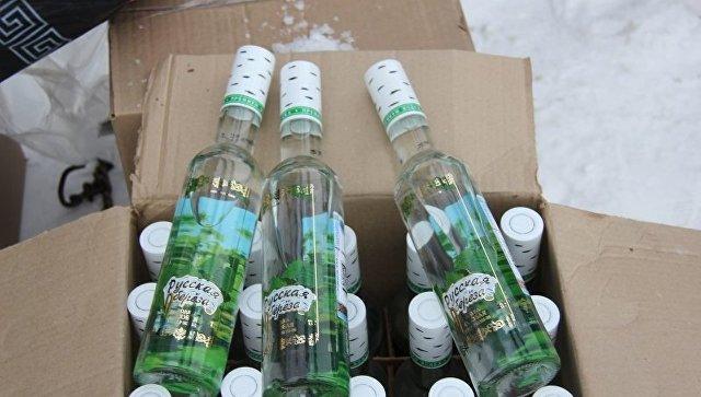 Алкоголь. Архивное фото