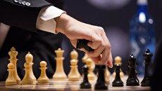 Шахматы. Архивное фото