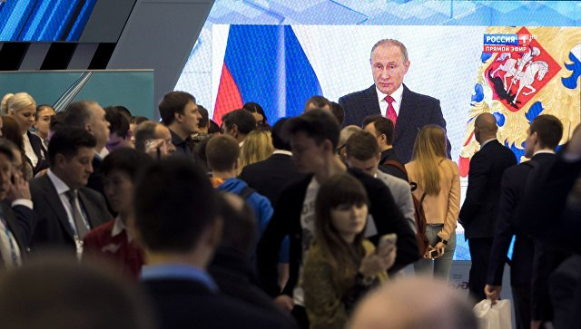 В2016 году регионы получат наблагоустройство 20 млрд. руб. — Путин