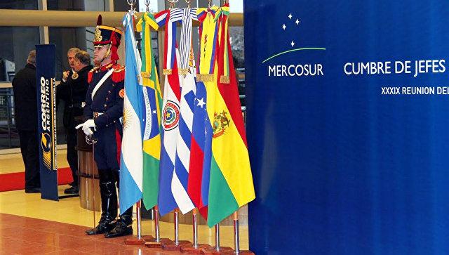 Меркосур призвал Венесуэлу прекратить насилие и возобновить диалог