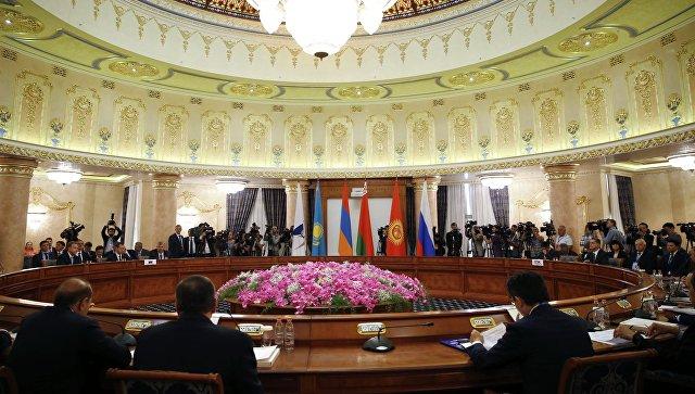 ЕЭК подтвердил планы сотрудничества стретьими странами