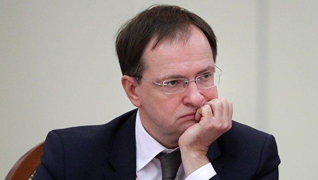 Мединский провел экстренную проверку нового здания МДТ
