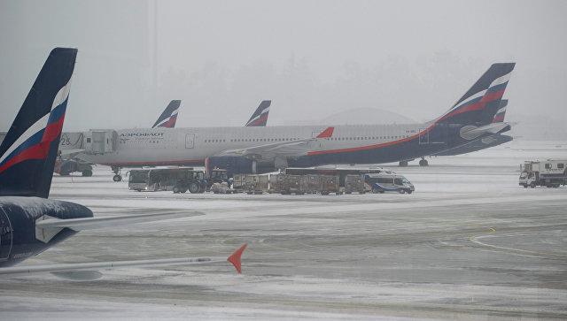 «Аэрофлот» отменил рейсы вАрхангельск из столицы