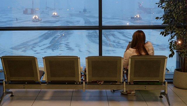 В Нижневартовске из-за тумана сел самолет, летевший из Москвы в Сургут